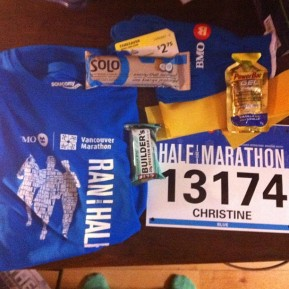 My First 1/2 Marathon and How to be Extraordinary