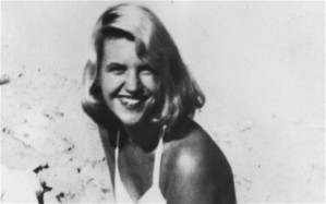Photo of Sylvia Plath